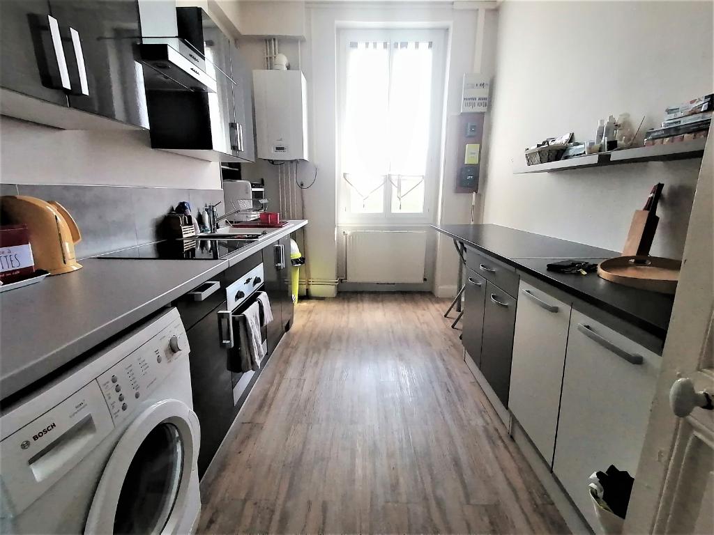 Vente Appartement de 4 pièces 70 m² - LE CREUSOT 71200 | IMOGROUP LE CREUSOT - IMOGROUP photo3