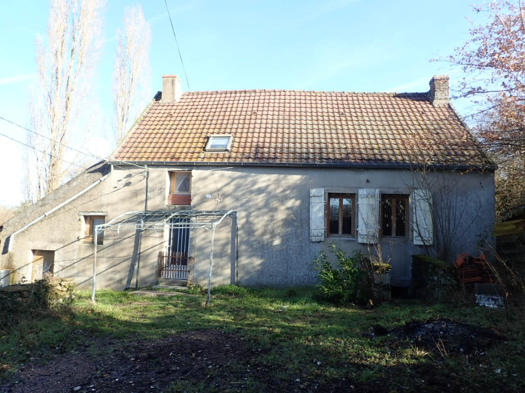 Vente Maison de 2 pièces 91 m² - SAINT SERNIN DU BOIS 71200 | IMOGROUP LE CREUSOT - IMOGROUP photo1
