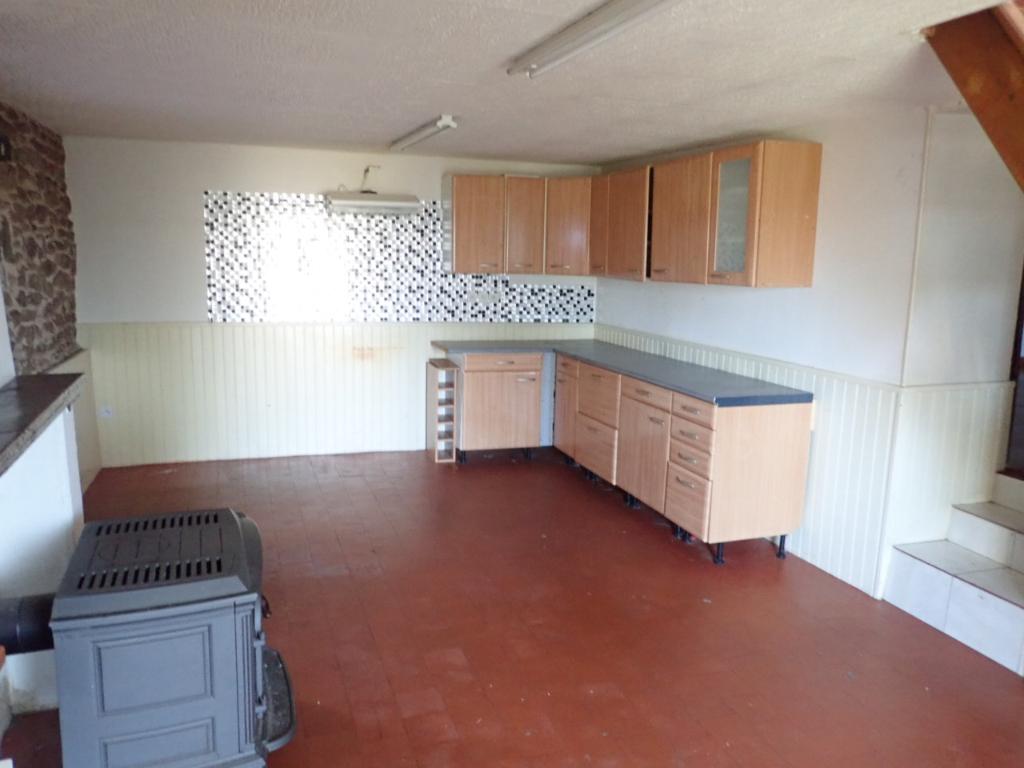 Vente Maison de 2 pièces 91 m² - SAINT SERNIN DU BOIS 71200 | IMOGROUP LE CREUSOT - IMOGROUP photo2