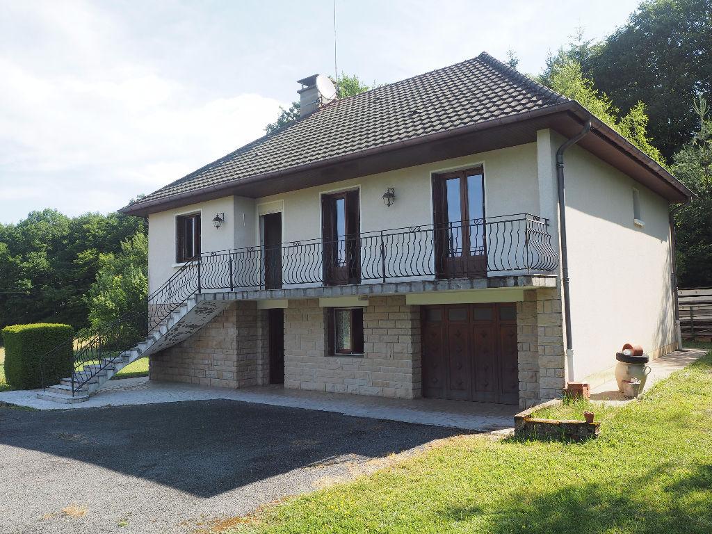 Vente Maison de 6 pièces 120 m² - SAINT SERNIN DU BOIS 71200 | IMOGROUP LE CREUSOT - IMOGROUP photo1