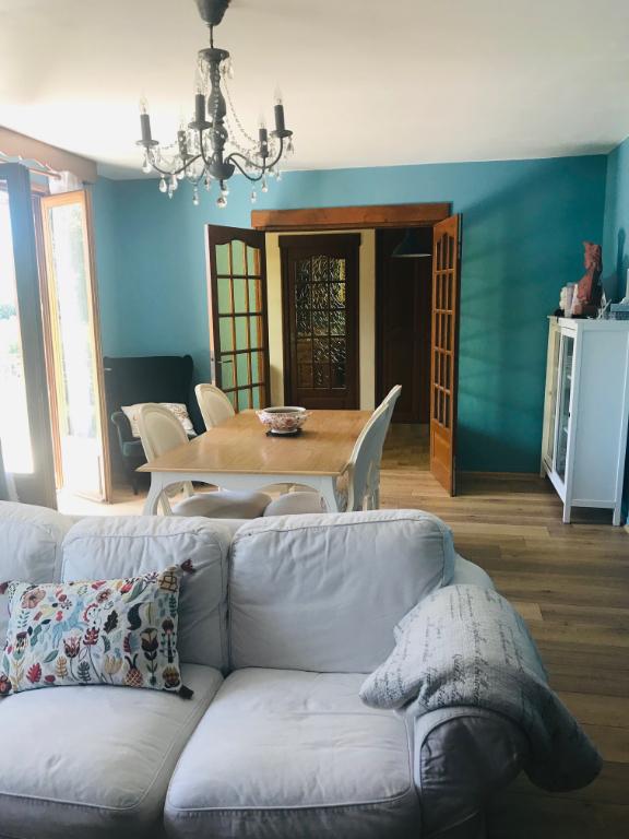 Vente Maison de 6 pièces 120 m² - SAINT SERNIN DU BOIS 71200 | IMOGROUP LE CREUSOT - IMOGROUP photo4