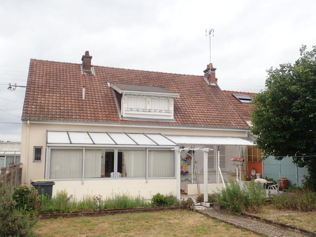 Vente Maison de 4 pièces 87 m² - LE CREUSOT 71200 | IMOGROUP LE CREUSOT - IMOGROUP photo1