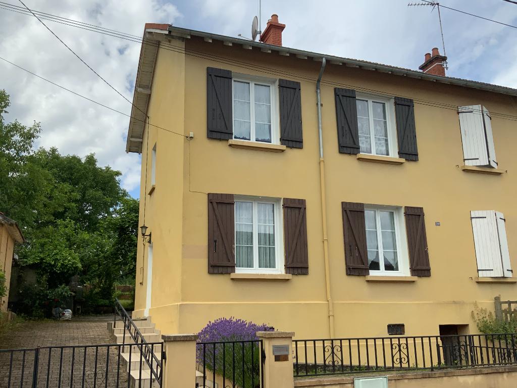 Vente Maison de 5 pièces 88 m² - LE CREUSOT 71200 | IMOGROUP LE CREUSOT - IMOGROUP photo1