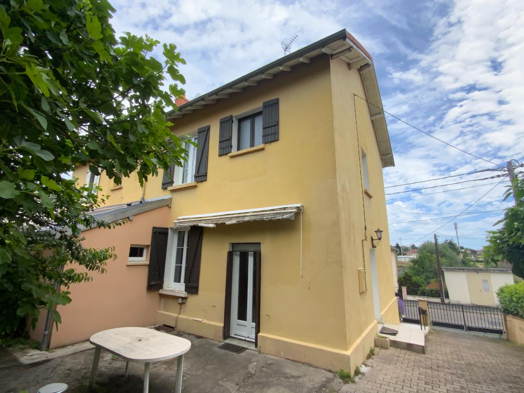 Vente Maison de 5 pièces 88 m² - LE CREUSOT 71200 | IMOGROUP LE CREUSOT - IMOGROUP photo2