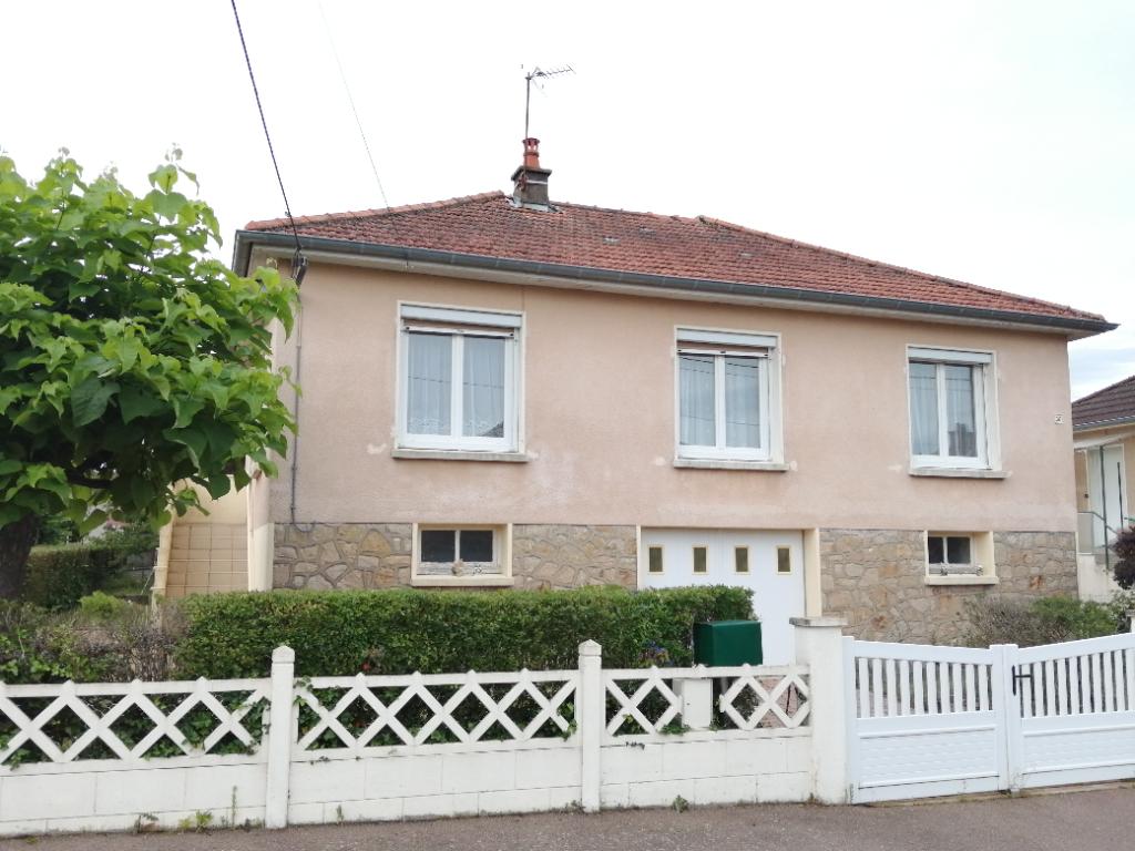 Vente Maison de 5 pièces 83 m² - LE CREUSOT 71200 | IMOGROUP LE CREUSOT - IMOGROUP photo1
