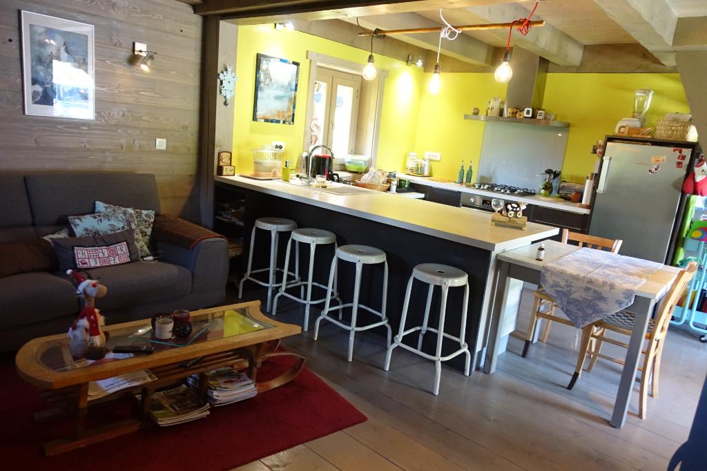 Vente Maison de 5 pièces 80 m² - QUEIGE 73720 | IMOGROUP BEAUFORTAIN - IMOGROUP photo3