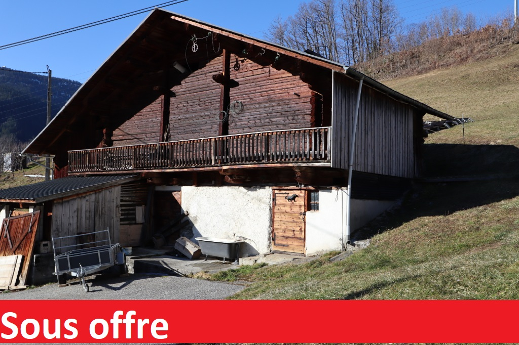 Vente Maison de 4 pièces 160 m² - BEAUFORT 73270 | IMOGROUP BEAUFORTAIN - IMOGROUP photo1