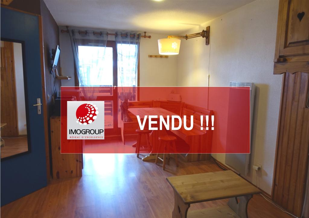 Vente Appartement de 2 pièces 28 m² - ARECHES 73270 | IMOGROUP BEAUFORTAIN - IMOGROUP photo1