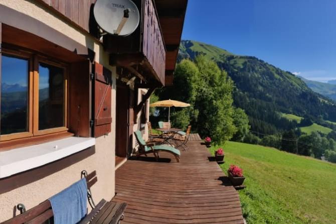 Vente Maison de 5 pièces 120 m² - HAUTELUCE 73620   IMOGROUP BEAUFORTAIN - IMOGROUP photo1