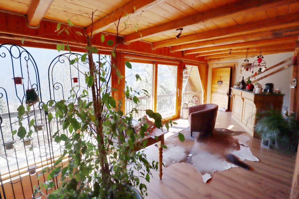 Vente Maison de 11 pièces 280 m² - QUEIGE 73720   IMOGROUP BEAUFORTAIN - IMOGROUP photo3