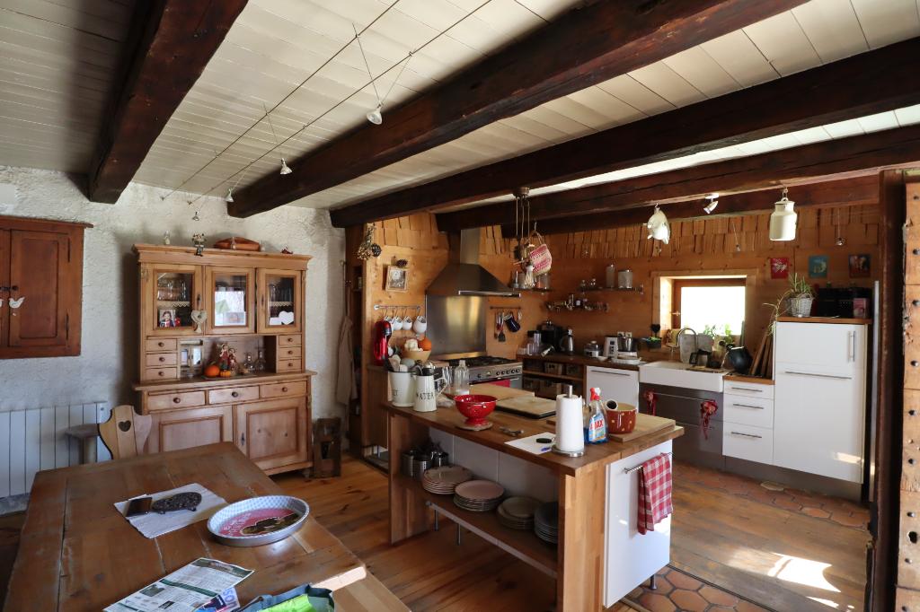 Vente Maison de 11 pièces 280 m² - QUEIGE 73720   IMOGROUP BEAUFORTAIN - IMOGROUP photo8