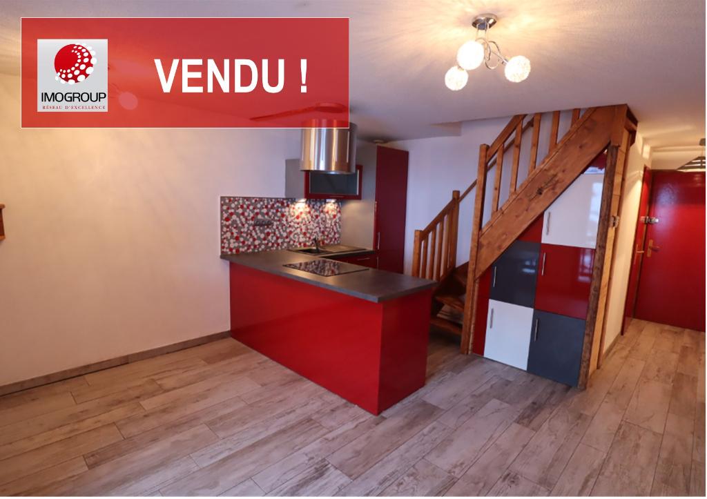 Vente Appartement de 3 pièces 38 m² - ARECHES 73270   IMOGROUP BEAUFORTAIN - IMOGROUP photo1