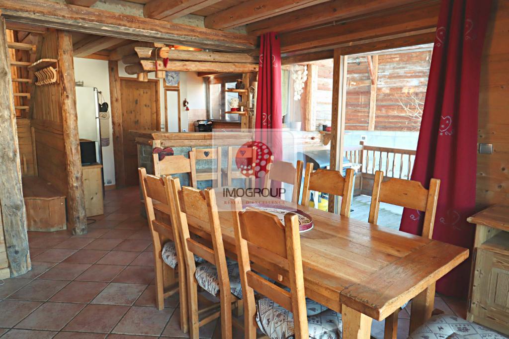 Vente Appartement de 5 pièces 123 m² - LES SAISIES 73620 | IMOGROUP BEAUFORTAIN - IMOGROUP photo5