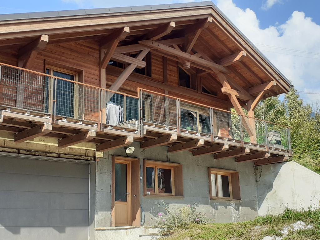 Vente Maison de 5 pièces 180 m² - VILLARD SUR DORON 73270 | IMOGROUP BEAUFORTAIN - IMOGROUP photo1
