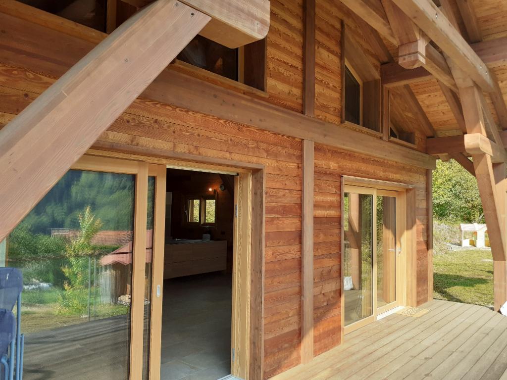 Vente Maison de 5 pièces 180 m² - VILLARD SUR DORON 73270 | IMOGROUP BEAUFORTAIN - IMOGROUP photo2