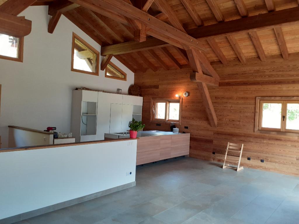 Vente Maison de 5 pièces 180 m² - VILLARD SUR DORON 73270 | IMOGROUP BEAUFORTAIN - IMOGROUP photo4