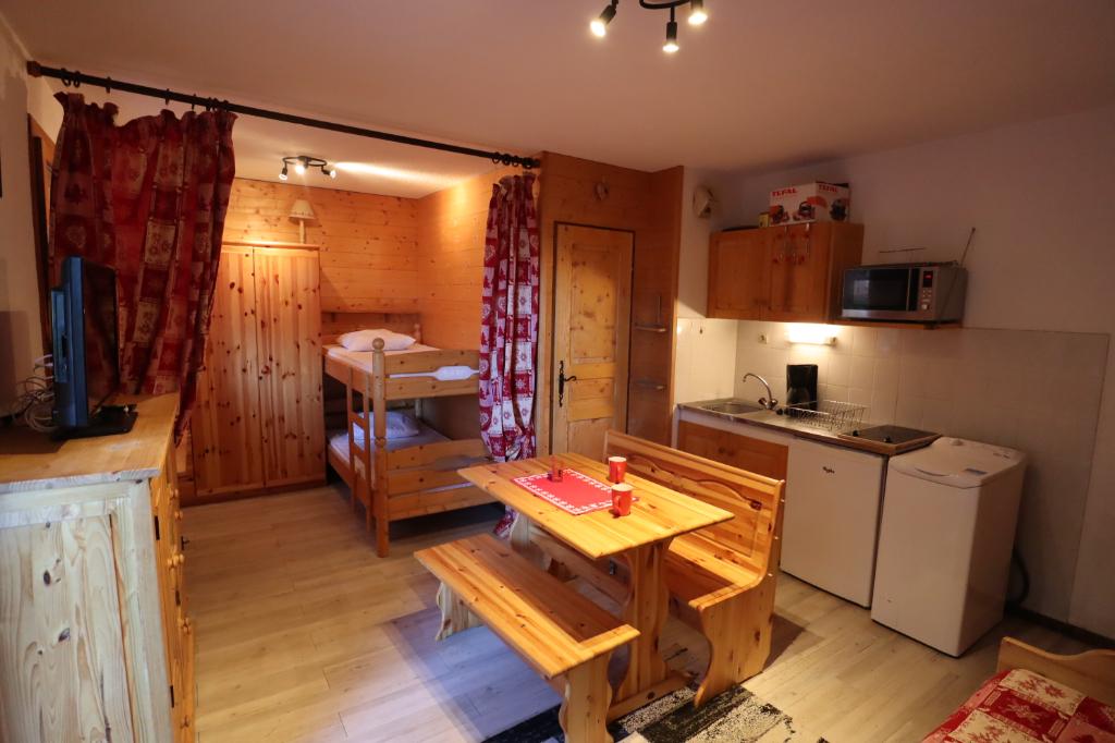 Vente Appartement de 1 pièces 23 m² - ARECHES 73270   IMOGROUP BEAUFORTAIN - IMOGROUP photo1
