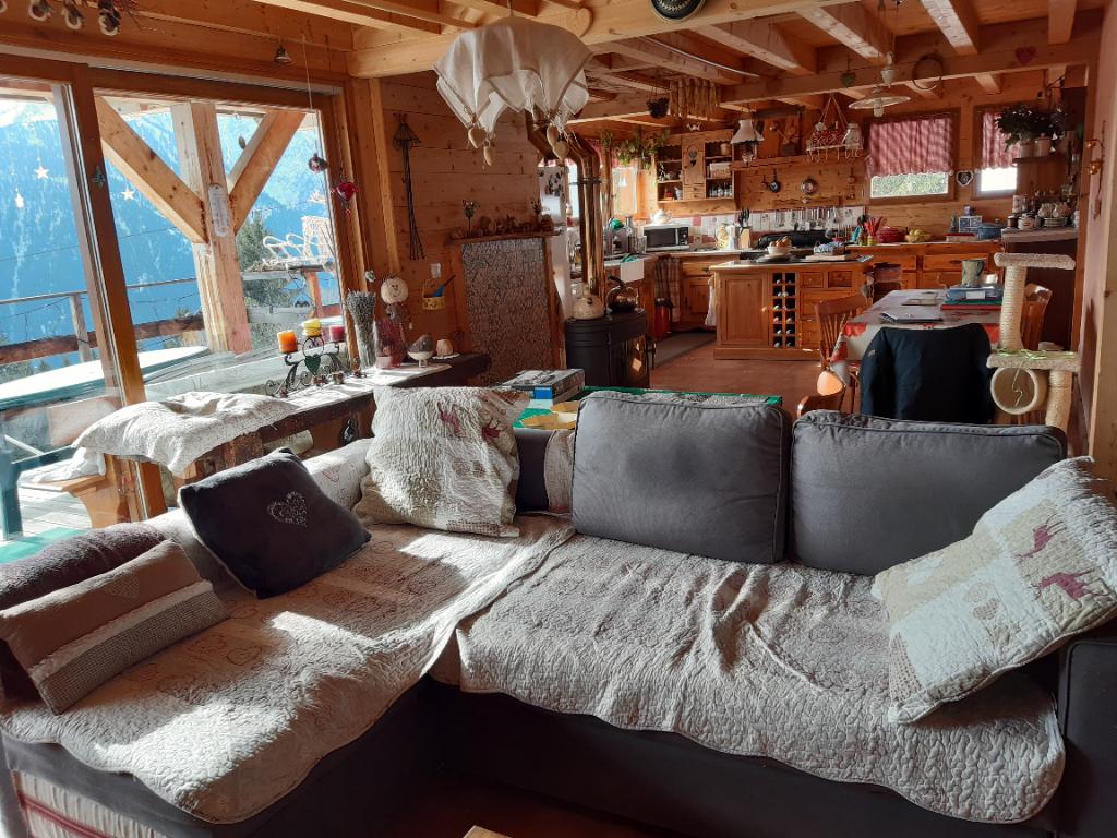 Vente Maison de 5 pièces 145 m² - VILLARD SUR DORON 73270 | IMOGROUP BEAUFORTAIN - IMOGROUP photo1