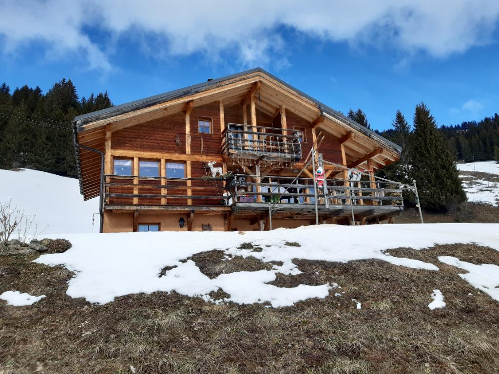Vente Maison de 5 pièces 145 m² - VILLARD SUR DORON 73270 | IMOGROUP BEAUFORTAIN - IMOGROUP photo2