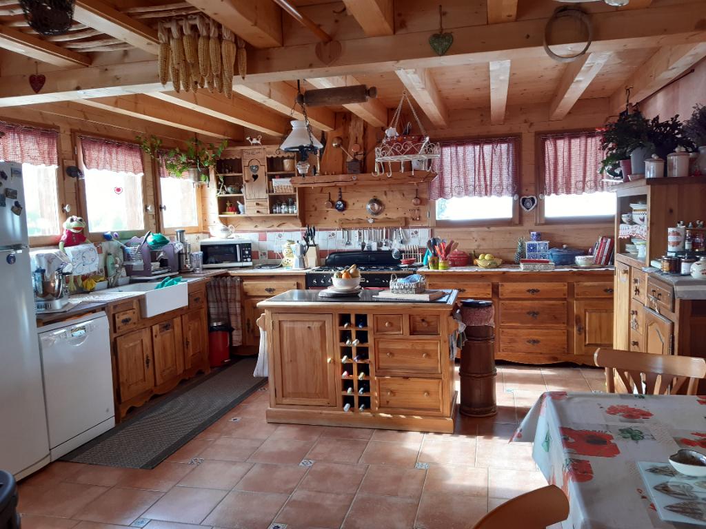 Vente Maison de 5 pièces 145 m² - VILLARD SUR DORON 73270 | IMOGROUP BEAUFORTAIN - IMOGROUP photo3