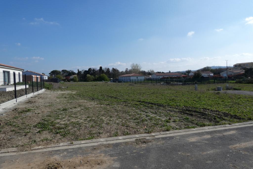Vente Terrain de 391 m² - CASTELNAUDARY 11400 | IMOGROUP CASTELNAUDARY - IMOGROUP photo1