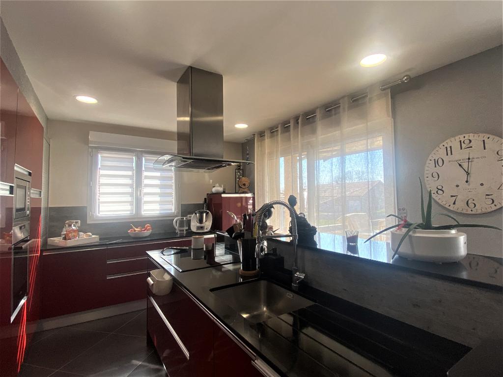 Vente Maison de 4 pièces 101 m² - VOUVRAY 01200   IMOGROUP CHATILLON EN MICHAILLE - IMOGROUP photo3