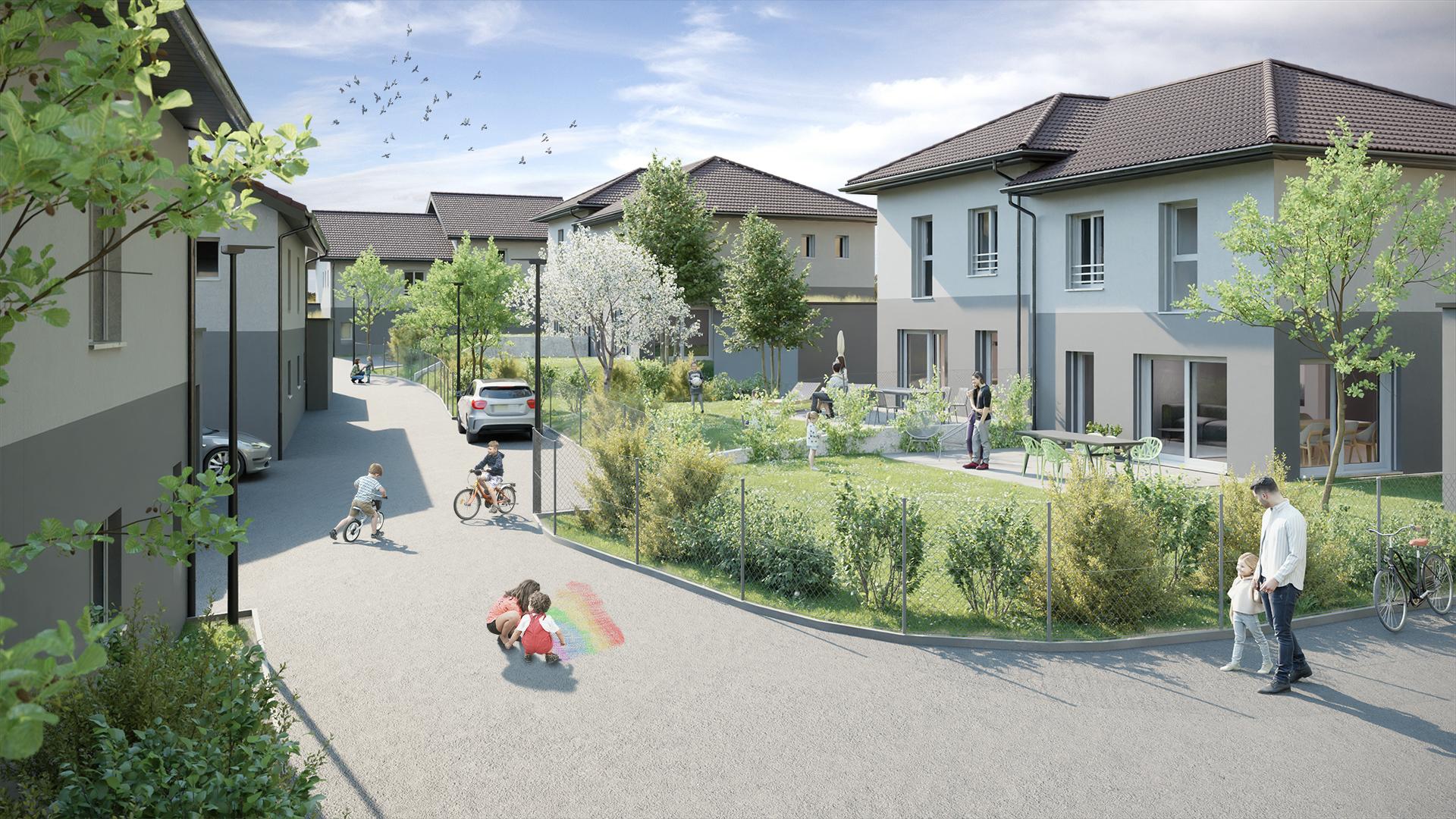 Vente Maison de 5 pièces 100 m² - VOUVRAY 01200 | IMOGROUP CHATILLON EN MICHAILLE - IMOGROUP photo1