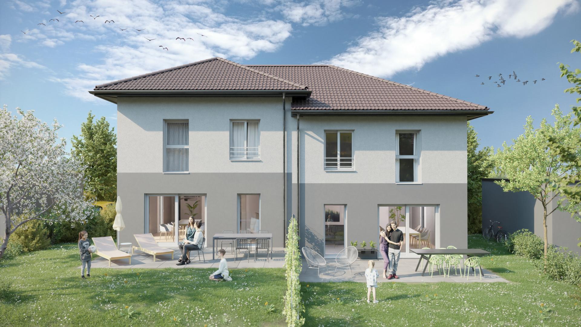 Vente Maison de 5 pièces 100 m² - VOUVRAY 01200 | IMOGROUP CHATILLON EN MICHAILLE - IMOGROUP photo2