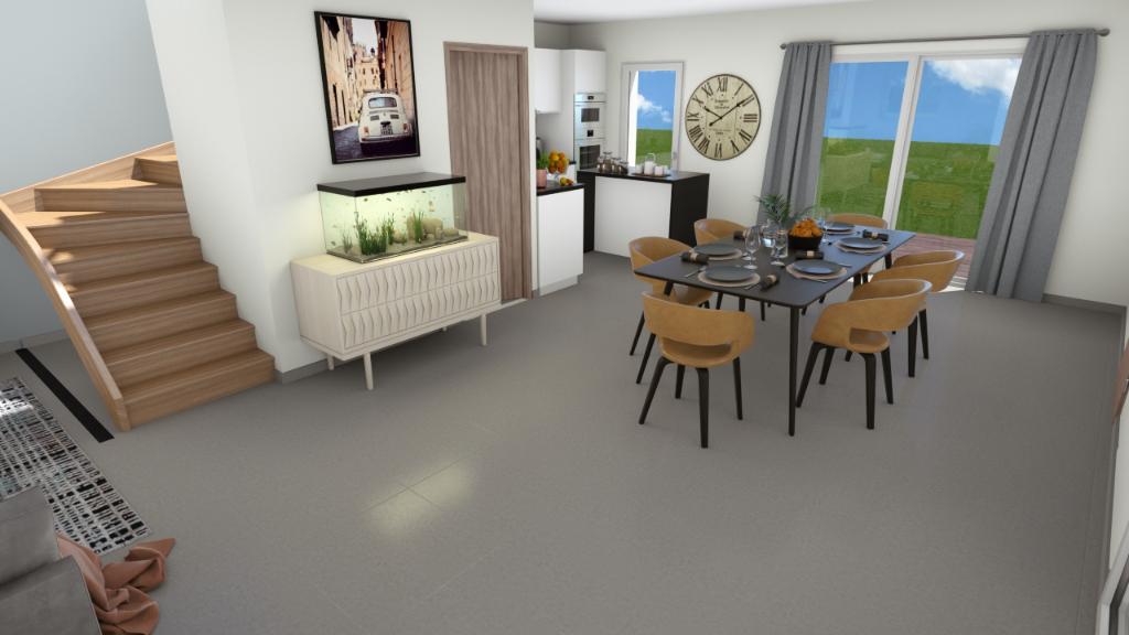 Vente Maison de 5 pièces 100 m² - VOUVRAY 01200 | IMOGROUP CHATILLON EN MICHAILLE - IMOGROUP photo3
