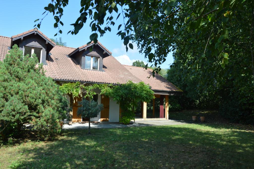 Location Maison de 6 pièces 262 m² - NEYDENS 74160 | IMOGROUP COLLONGES SOUS SALEVE - IMOGROUP photo1