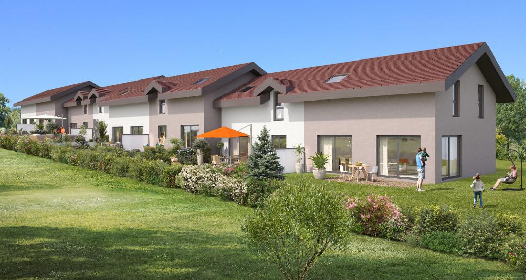 Vente Maison de 4 pièces 90 m² - NEYDENS 74160   IMOGROUP COLLONGES SOUS SALEVE - IMOGROUP photo1