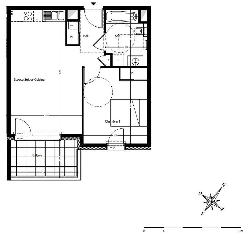 Vente Appartement de 2 pièces 45 m² - NEYDENS 74160 | IMOGROUP COLLONGES SOUS SALEVE - IMOGROUP photo2