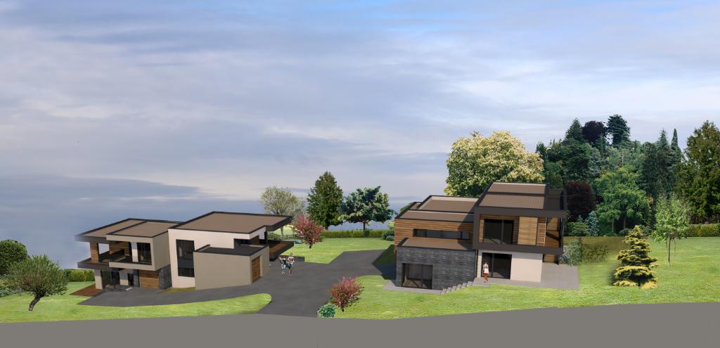 Vente Programme Neuf de 4 pièces 1 m² - COLLONGES SOUS SALEVE 74160 | IMOGROUP COLLONGES SOUS SALEVE - IMOGROUP photo1