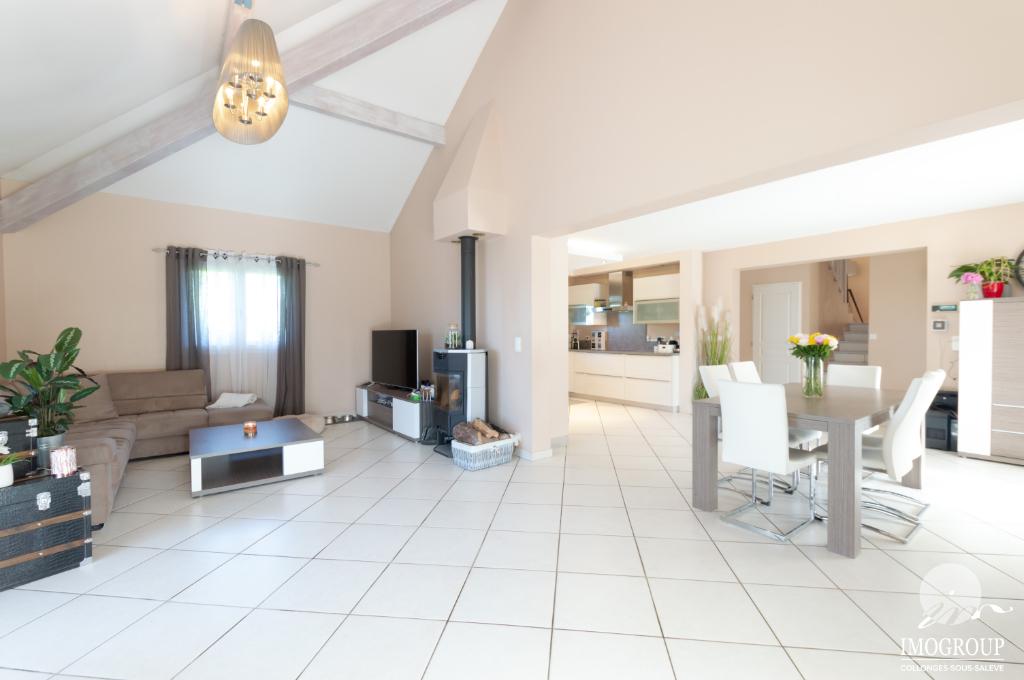 Vente Maison de 5 pièces 170 m² - DINGY EN VUACHE 74520 | IMOGROUP COLLONGES SOUS SALEVE - IMOGROUP photo4