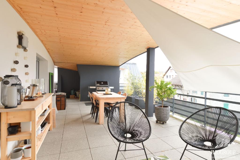 Vente Appartement de 3 pièces 72 m² - VIRY 74580 | IMOGROUP COLLONGES SOUS SALEVE - IMOGROUP photo2