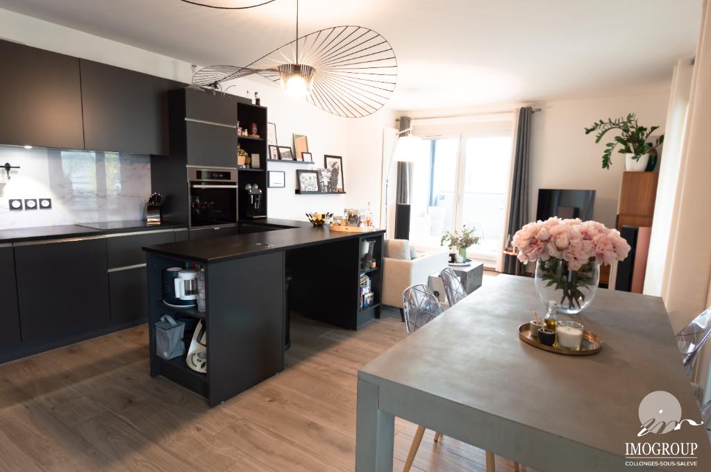 Vente Appartement de 3 pièces 72 m² - VIRY 74580 | IMOGROUP COLLONGES SOUS SALEVE - IMOGROUP photo3