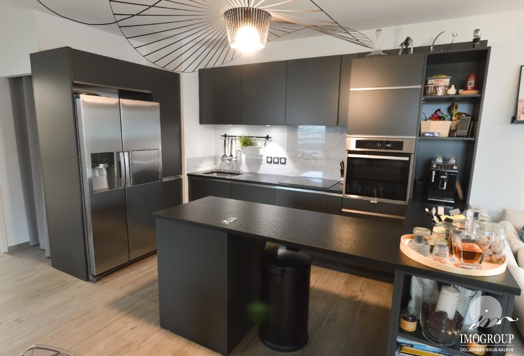 Vente Appartement de 3 pièces 72 m² - VIRY 74580 | IMOGROUP COLLONGES SOUS SALEVE - IMOGROUP photo4