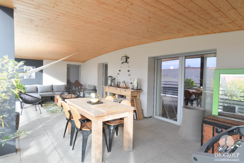 Vente Appartement de 3 pièces 72 m² - VIRY 74580 | IMOGROUP COLLONGES SOUS SALEVE - IMOGROUP photo8