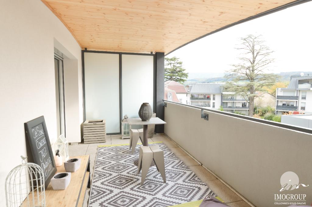 Vente Appartement de 3 pièces 72 m² - VIRY 74580 | IMOGROUP COLLONGES SOUS SALEVE - IMOGROUP photo9