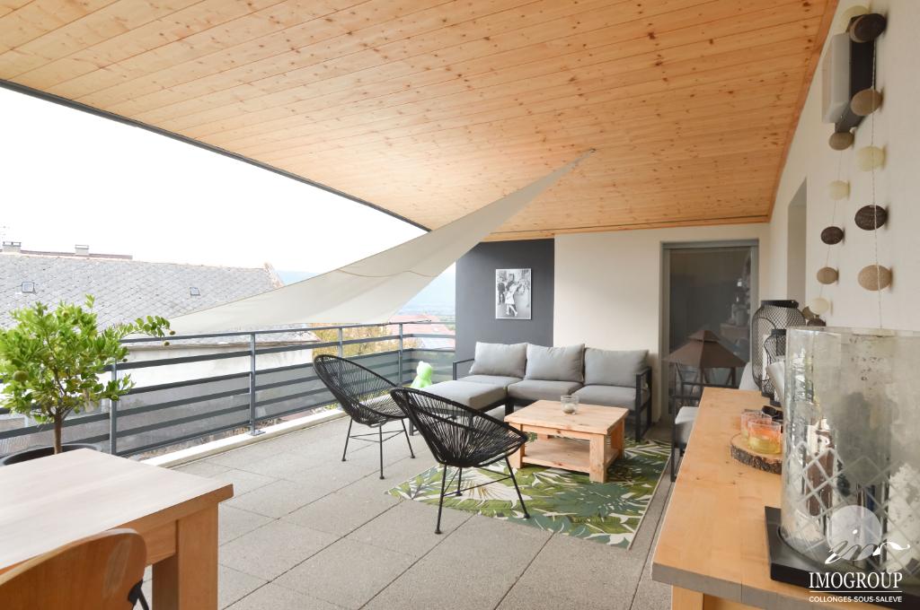 Vente Appartement de 3 pièces 72 m² - VIRY 74580 | IMOGROUP COLLONGES SOUS SALEVE - IMOGROUP photo10