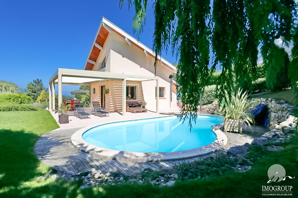 Vente Maison de 7 pièces 208 m² - COLLONGES SOUS SALEVE 74160   IMOGROUP COLLONGES SOUS SALEVE - IMOGROUP photo2