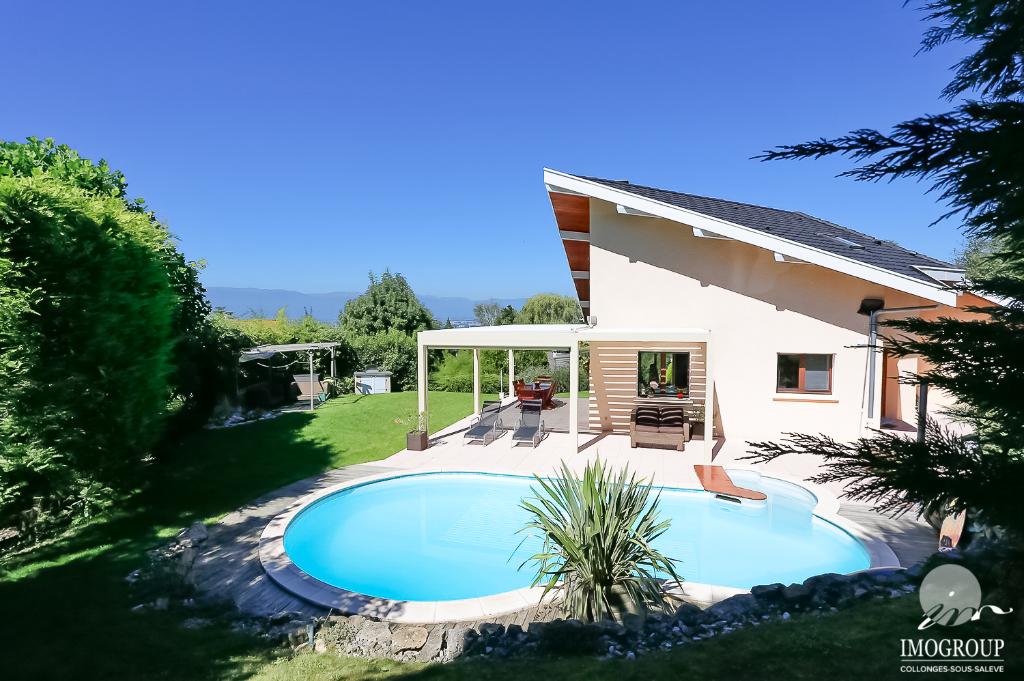 Vente Maison de 7 pièces 208 m² - COLLONGES SOUS SALEVE 74160   IMOGROUP COLLONGES SOUS SALEVE - IMOGROUP photo3