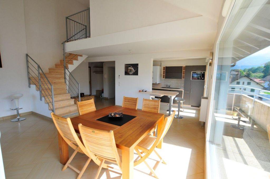 Location Appartement de 4 pièces 104 m² - BONS EN CHABLAIS 74890 | IMOGROUP DOUVAINE - IMOGROUP photo1