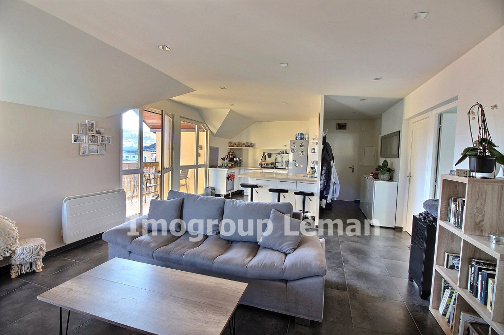 Vente Appartement de 3 pièces 70 m² - DOUVAINE 74140 | IMOGROUP DOUVAINE - IMOGROUP photo1