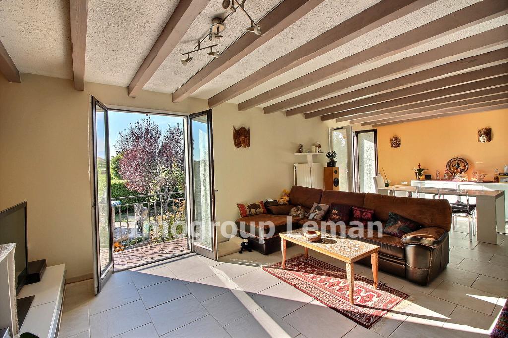 Vente Maison de 4 pièces 162 m² - MESSERY 74140 | IMOGROUP DOUVAINE - IMOGROUP photo1