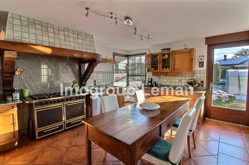 Vente Maison de 6 pièces 238 m² - CRANVES SALES 74380 | IMOGROUP DOUVAINE - IMOGROUP photo2