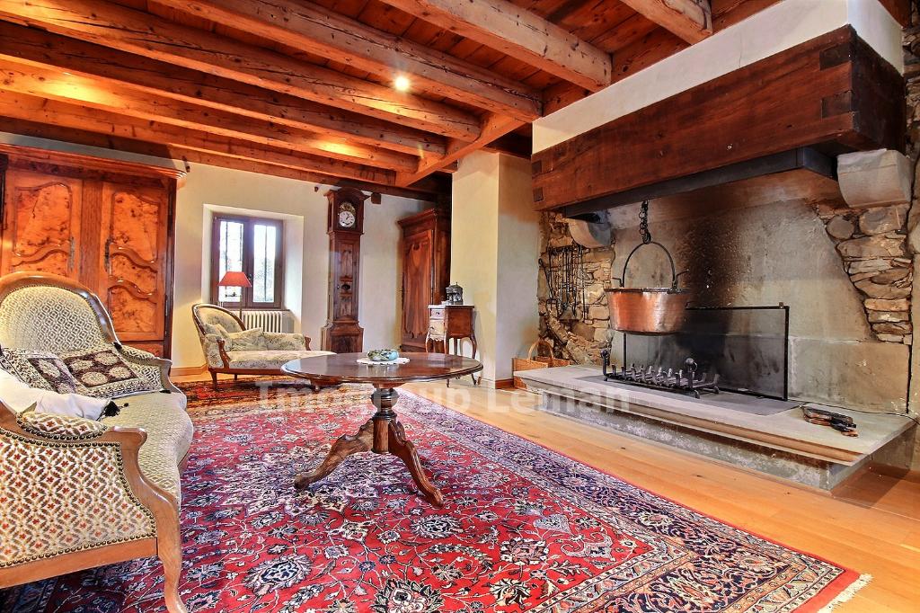Vente Maison de 8 pièces 293 m² - LA ROCHE SUR FORON 74800 | IMOGROUP CHENE BOURG GENEVE - IMOGROUP photo4