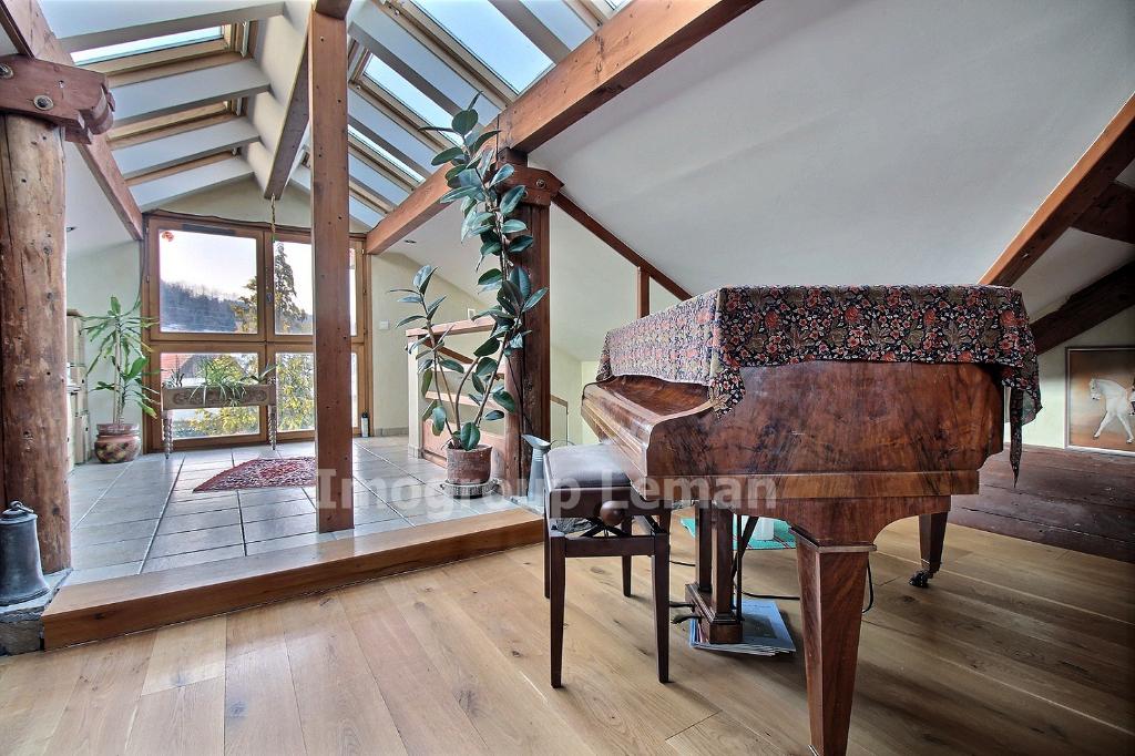 Vente Maison de 8 pièces 293 m² - LA ROCHE SUR FORON 74800 | IMOGROUP CHENE BOURG GENEVE - IMOGROUP photo5