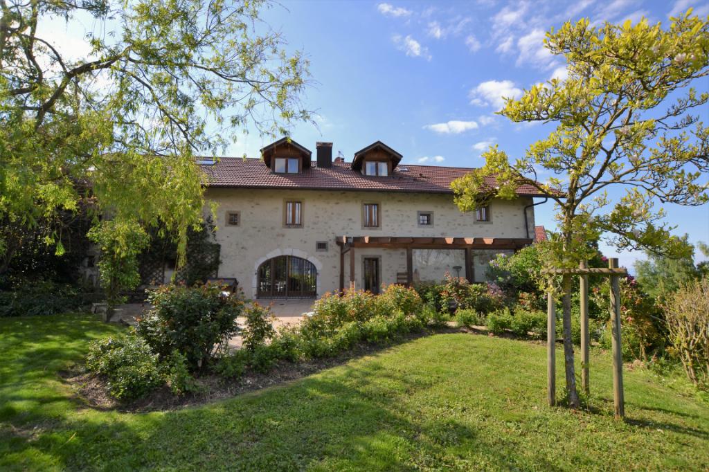 Vente Maison de 8 pièces 293 m² - LA ROCHE SUR FORON 74800 | IMOGROUP DOUVAINE - IMOGROUP photo1