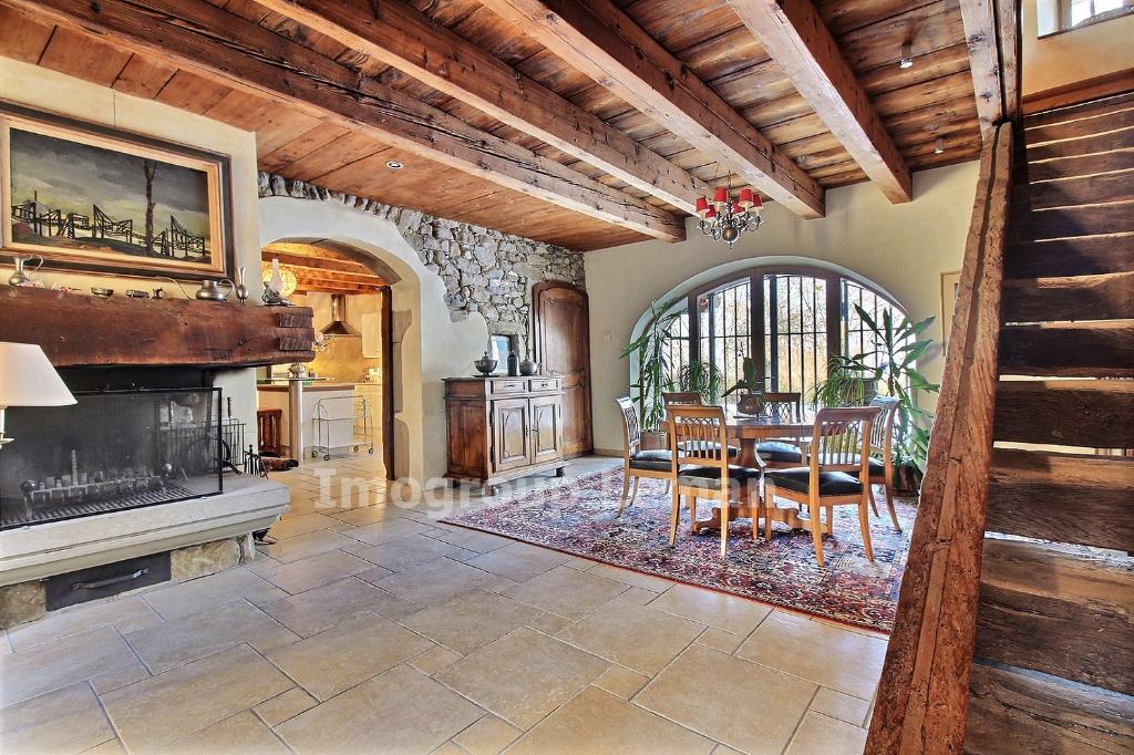 Vente Maison de 8 pièces 293 m² - LA ROCHE SUR FORON 74800 | IMOGROUP DOUVAINE - IMOGROUP photo2
